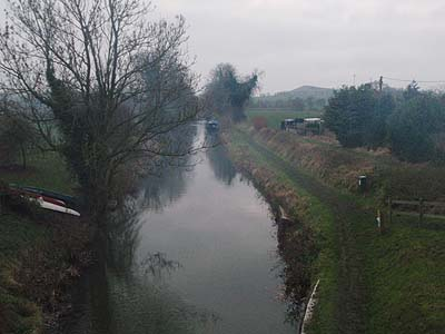 The Canal at Wilcot