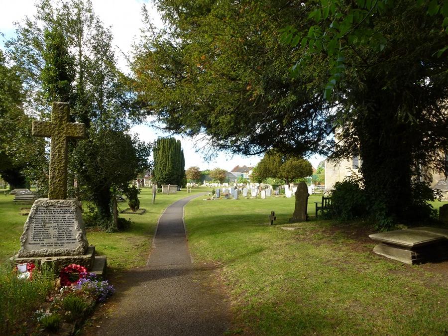 Rowde Churchyard