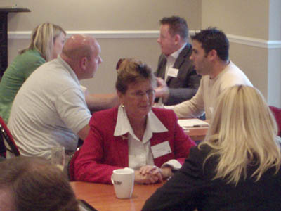 Business Networking - Contacts made