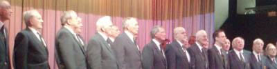 Male Voice Choir at Melksham