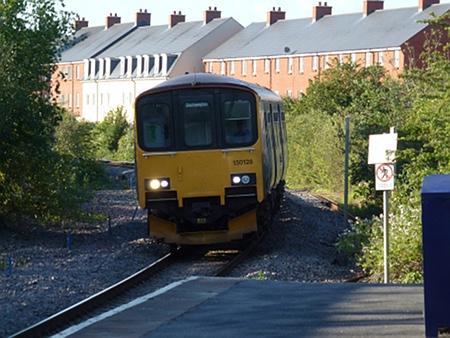 Class 150/1 - no corridor