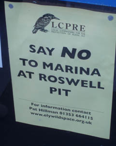 Say no to Roswell Pit