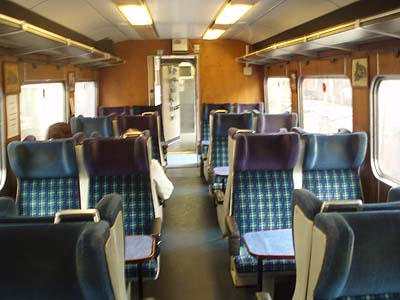 Buffet Coach, Forest of Dean Railway