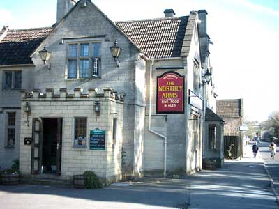 The Northey Arms, Box