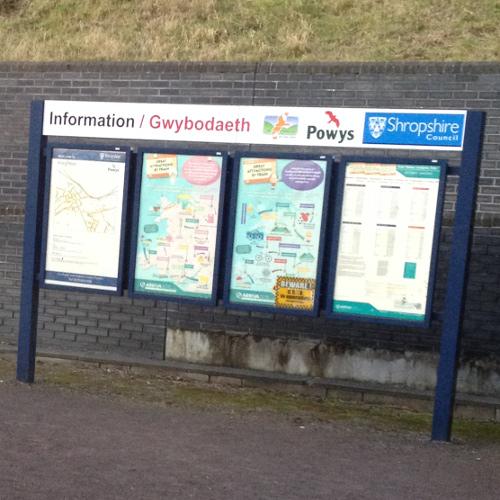 Knighton Station