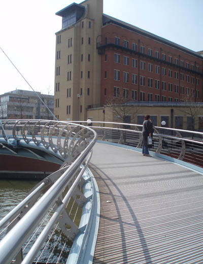 Bridge over the Floating Harbor, Bristol