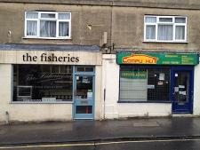 Fish and Chip and Computer Shops