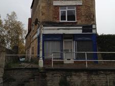 Old shop on Bath Road