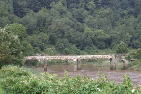 Wire Branch Bridge, Tintern