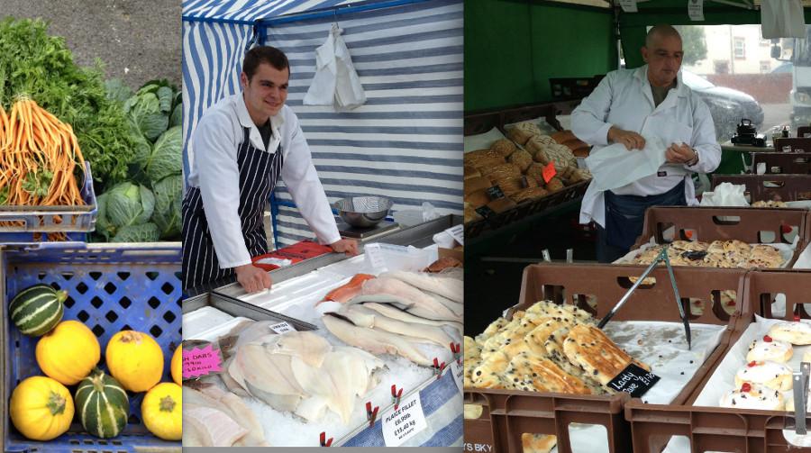 Market in Melksham