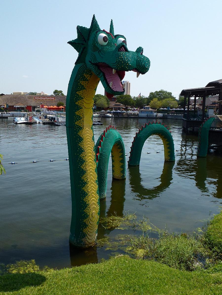 Lock Ness Monster