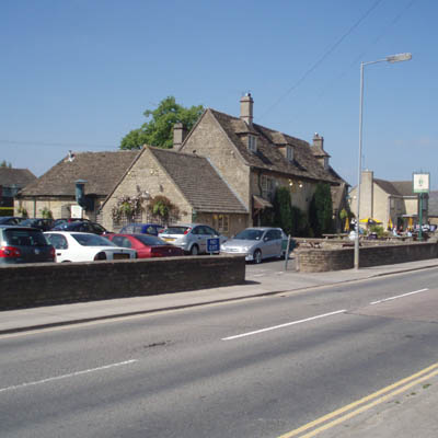 The West End Pub, Melksham