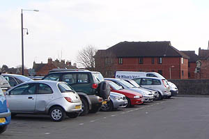 Parking in Trowbridge