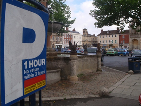 Devizes car parking - sensible scheme