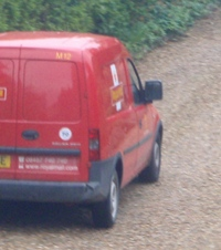 Postman Pats Van