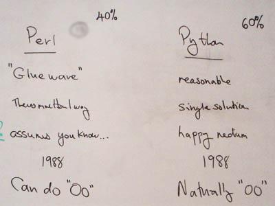 Python v Perl