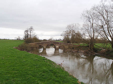 Pack Horse Bridge, Melksham Without