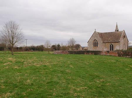 Whaddon Church
