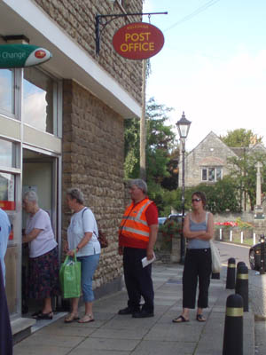 Melksham Post Office