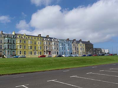Victorian Seafront at Portrush