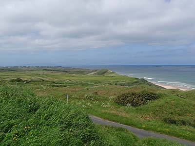 Sandhills near Portrush, Northern Ireland