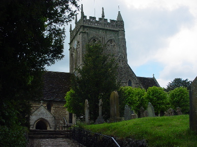 Potterne Church