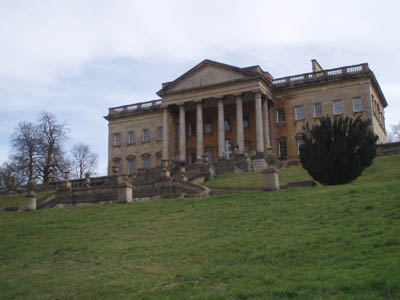 Prior Park, Bath - House