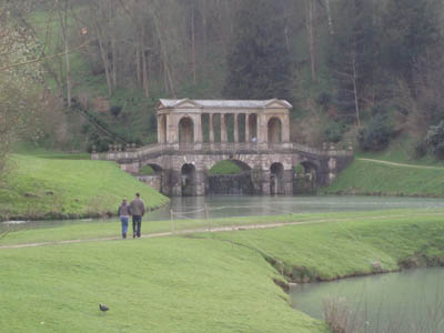 Prior Park, Bath - Bridge