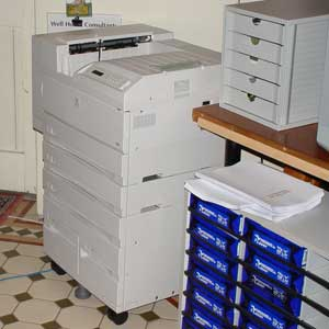 Well House Consultants' Printer