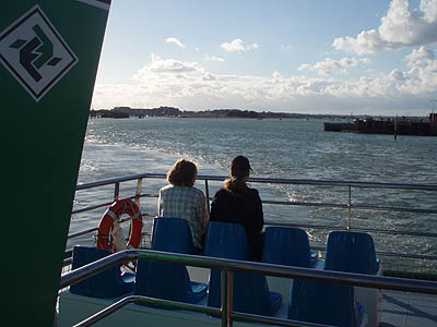 The Gosport Ferry