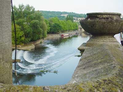 Pultney Weir