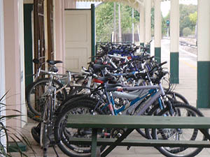 Cycles at Chippenham