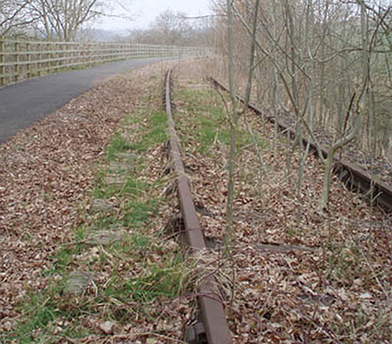 Rusted rails to Radstock