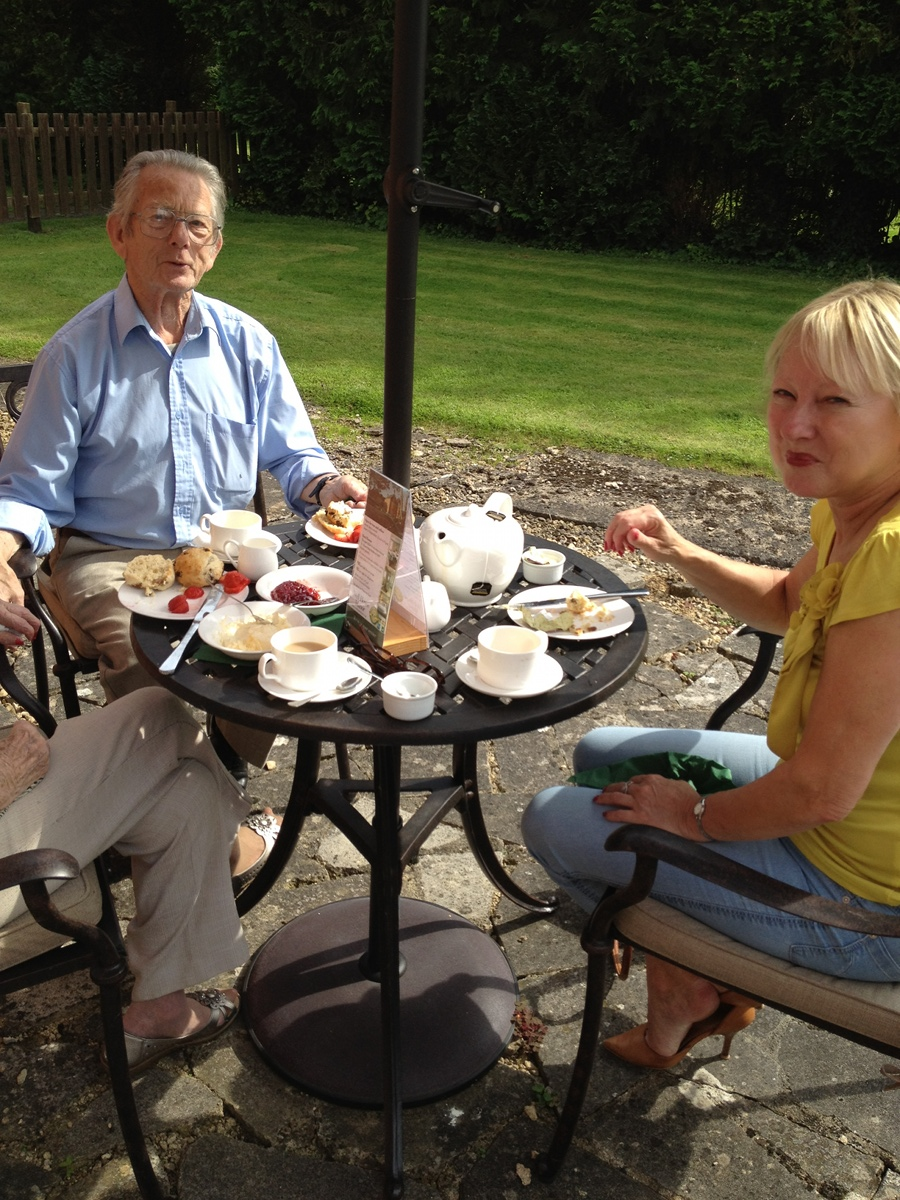 Cream Teas - returning guests
