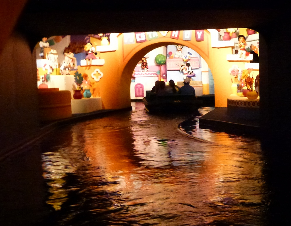 Mexican ride, Epcot