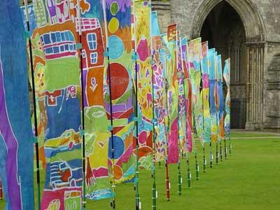 Art at Salisbury Cathedral