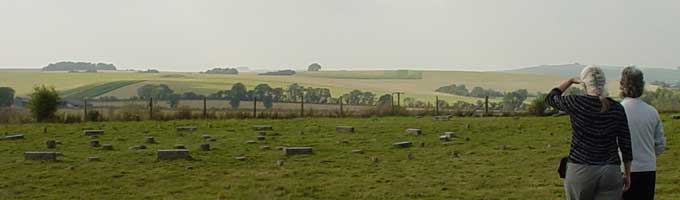 The Sanctuary, near Avebury