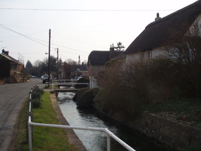 The Village Stream