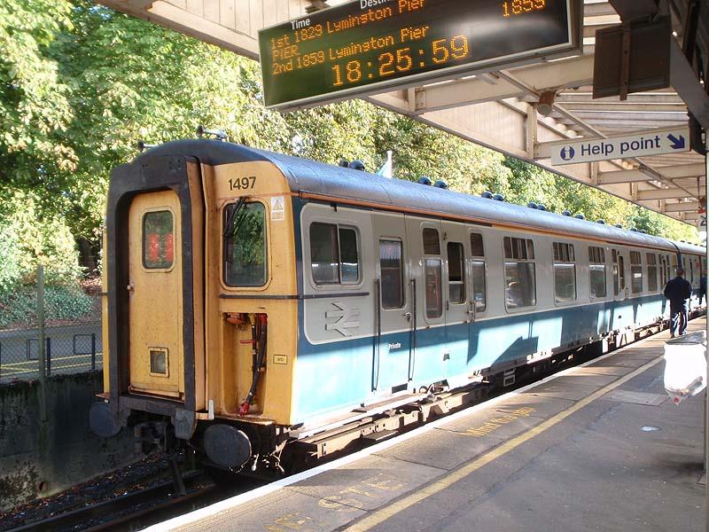 3CIG 1497 at Brockenhurst