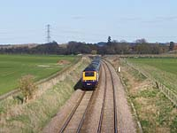 HST 125 in Vale of Pewsey