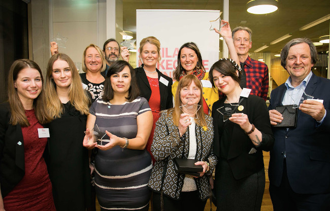 Campaigners of the year, February 2017, Sheila McKechnie Awards