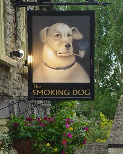 A No Smoking Pub!