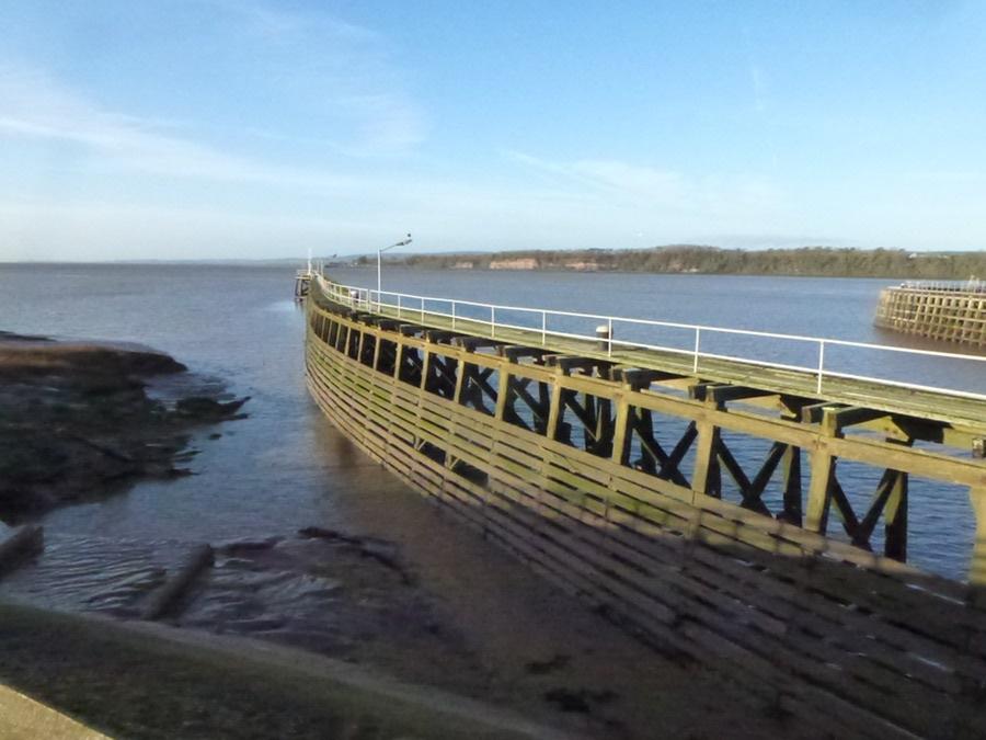 Sharpness pier