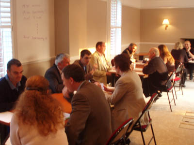 Business to Business Speed networking
