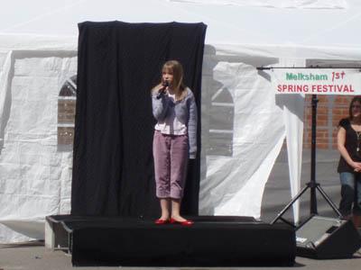 Spring Festival - on Stage