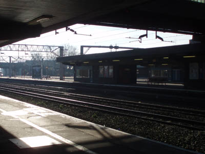 Stafford Station