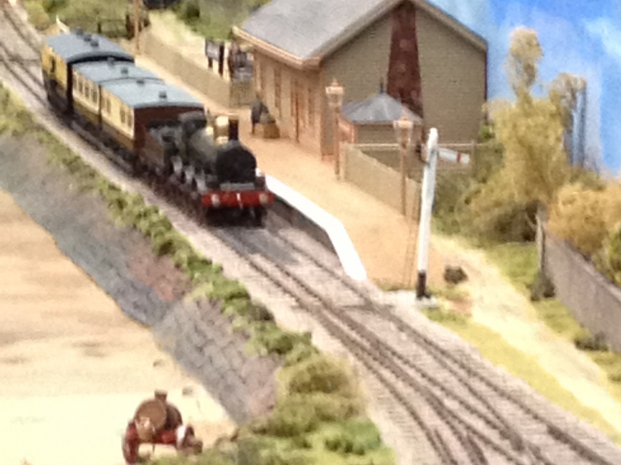 Broad Gauge Model Railway, Swindon Festival