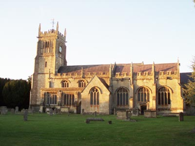 St Michael's Church, Melksham