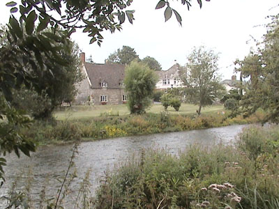 River Wylye at Stoford
