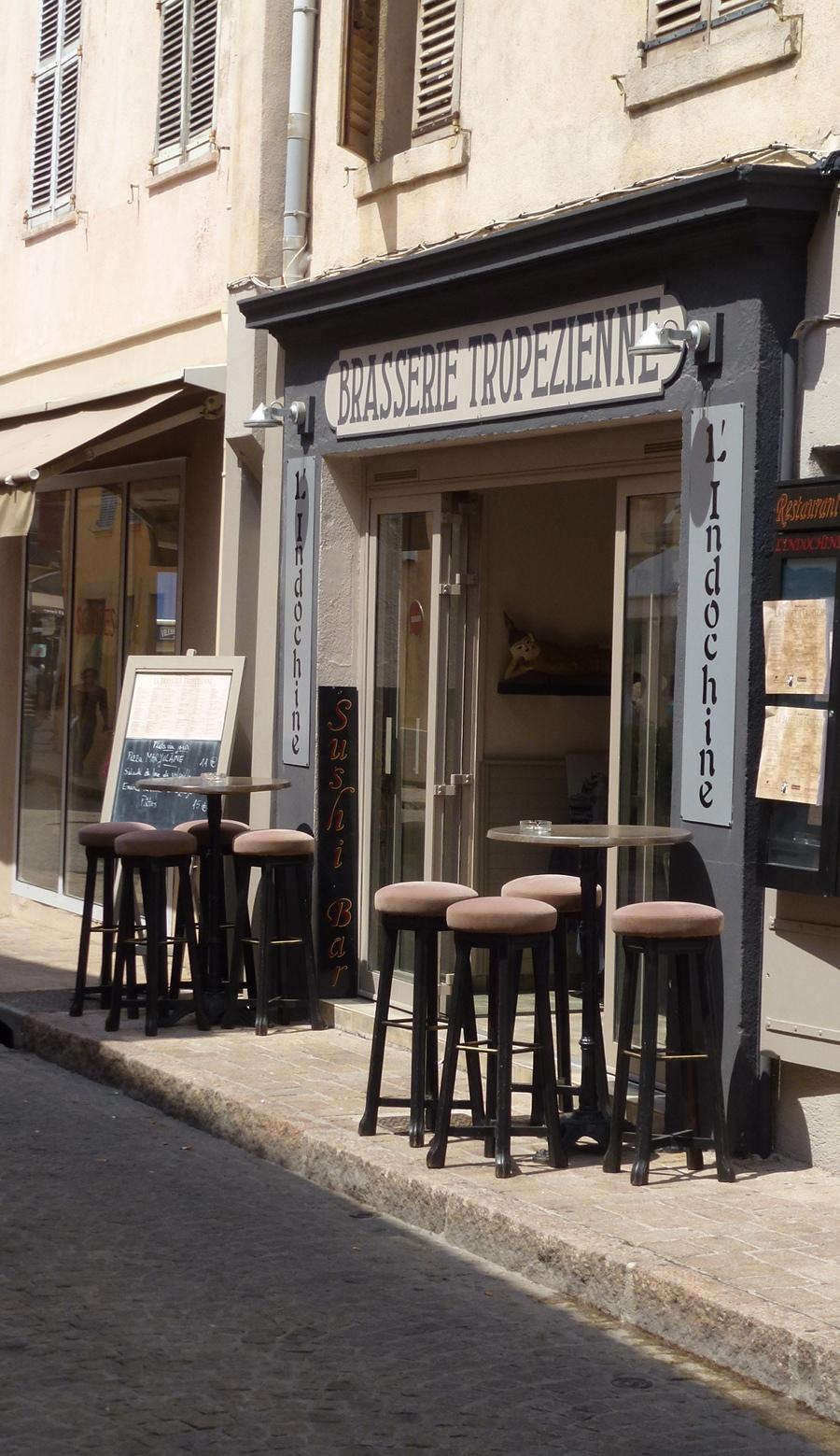 Brasserie, St Tropez
